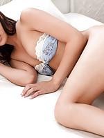 Mina Asakura Asian with big boobs is so sexy in the morning
